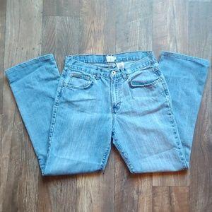 Light wash Calvin Klein Jeans Boot Cut